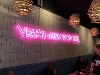 vegan junkfood bar 1