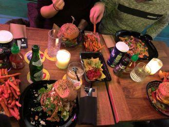vegan junkfood bar 2