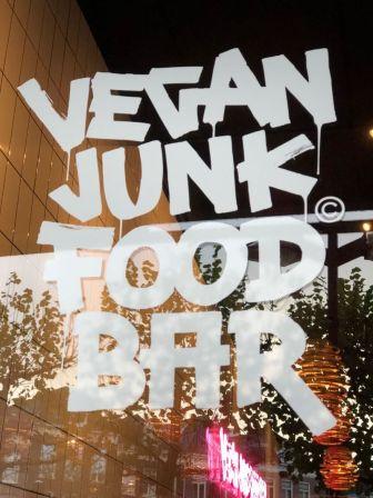 vegan junkfood bar